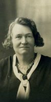 Mary Florence (James) Ford