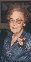 Myrtle Eliza (Ford) Currie