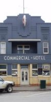 Frank Ford was 28 years old when he took onhis biggest building job - The Commercial Hotel Mansfield.